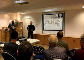IAT Presents at England's Cook Museums