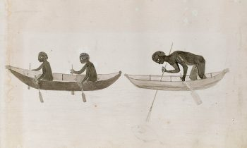 'Cook And The Pacific' at National Library of Australia