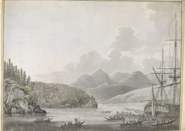 "British Library Launches ""James Cook: The Voyages"""