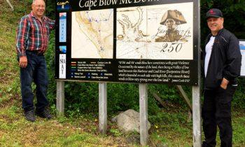 "Cape ""Blow Me Down"" Trail"