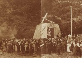 Endeavour to mark 250th celebrations of Captain Cook's landing in Marlborough, New Zealand