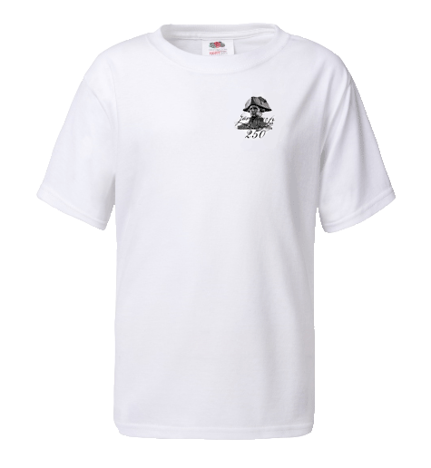 T Shirt with Cook 250 Logo