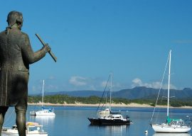 Cooktown already in party-planning mode for Cook's 250th landing anniversary