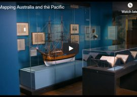 Mapping Australia and the Pacific