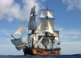 Captain Cook's first voyage celebrated 250 years on
