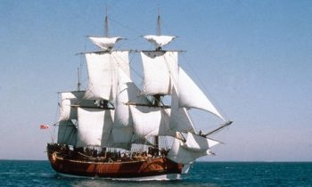 Circumnavigation Voyage to Mark Cook 250 Anniversary