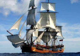 Sail Endeavour