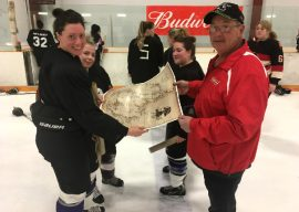 Hockey Tournament in Honour of James Cook