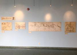 James Cook 250 Exhibits