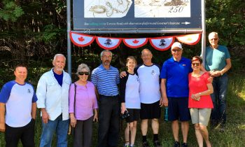 International Trail Commemorates Cook Survey