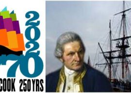 Cook 250 in 1770