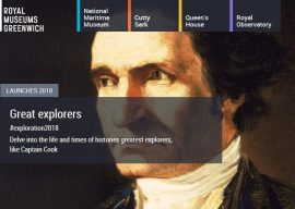 Royal Museums Launch 'Endeavour Galleries'