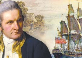 James Cook Rediscovered: The Story of Us
