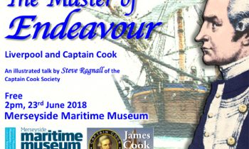 Liverpool's Connection to Cook's 1st Pacific Voyage