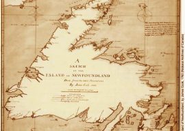 James Cook and the North Atlantic Drift