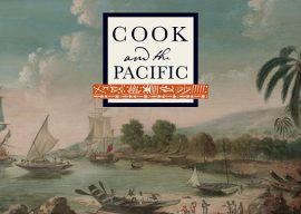 Australia National Library Cook and the Pacific Exhibit